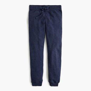 J.Crew navy blue supersoft drawstring sweatpant XS